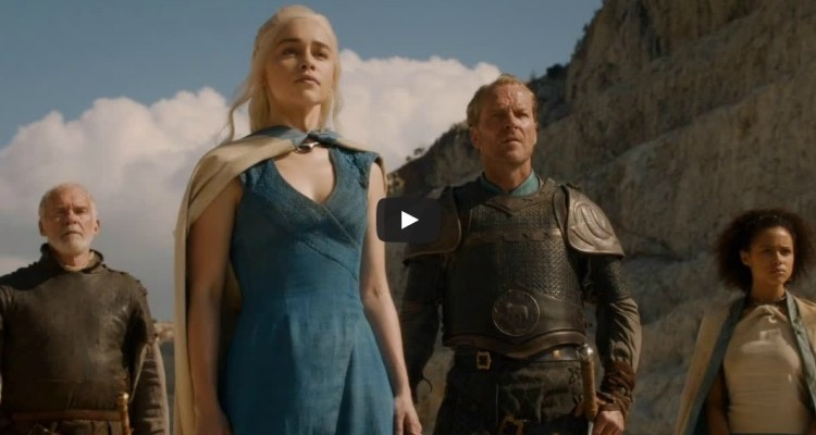 Trailer zu Game of Thrones Staffel 4