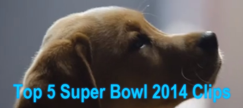 Super Bowl Clips from 2014