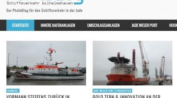 PortBlogScreen